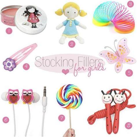 stocking filler ideas  girls paperblog