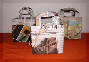Sac En Papier Deco : mes petits sacs a table c t d co ~ Teatrodelosmanantiales.com Idées de Décoration