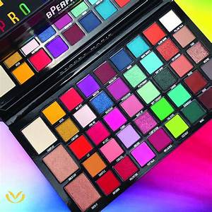 Bperfect Stacey Marie Carnival Palette  U2013 Meaghers Pharmacy