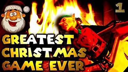 Rampage Santa Christmas