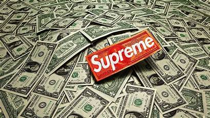 Supreme Wallpapers Money Pc Desktop Awesome Cave