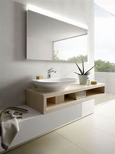 25 best luminaire salle de bain ideas on pinterest With miroir avec eclairage integre