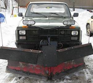 Sell Used 1984 C  K 30 Cucv Diesel 4x4 Boss V Plow M1008