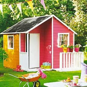 Maisonnette En Bois Castorama : cabane en bois avec terrasse castorama ~ Dailycaller-alerts.com Idées de Décoration