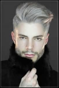 Modern Pompadour Haircut Men