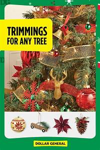 Deals, At, Dollar, General, To, Deck, Out, Your, Christmas, Tree, Holidaydecor, Christmastree