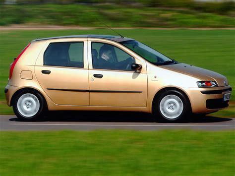 Punto Fiat by Fiat Punto Ii 188 1 9 Jtd 80 Hp