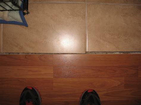 transition tile to laminate laminate to carpet transition flooring diy chatroom home improvement forum