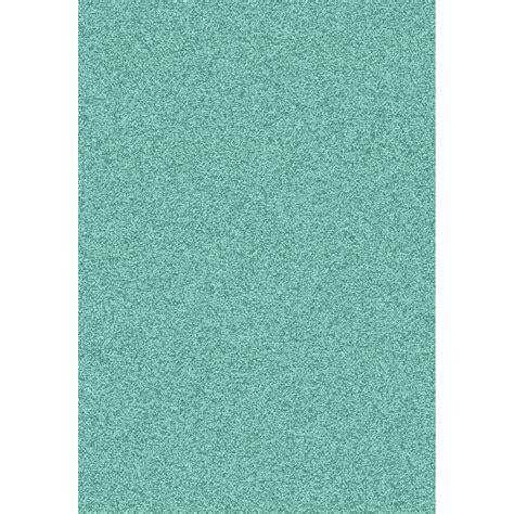 tapis bleu shaggy pop l 60 x l 115 cm leroy merlin