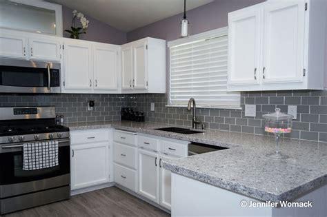 kitchen tile ideas pictures 2cm caesarstone atlantic salt quartz for the house 6270