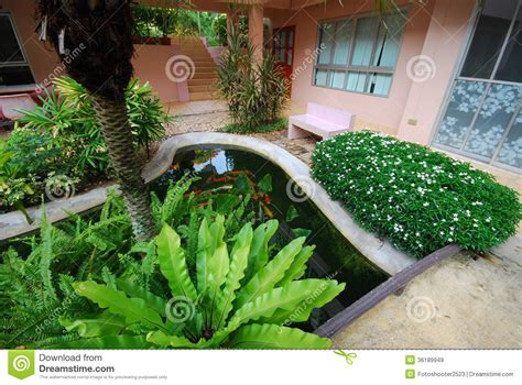 garden  outdoor design stock image image  design