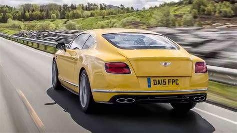 2016 Bentley Continental Gt Vs 2017 Maserati Granturismo