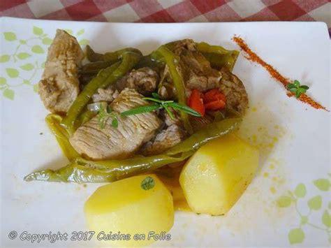 cuisine pays basque recettes de pays basque et veau