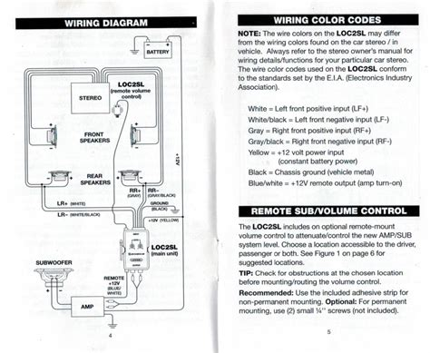 scosche line out converter wiring diagram volovets info