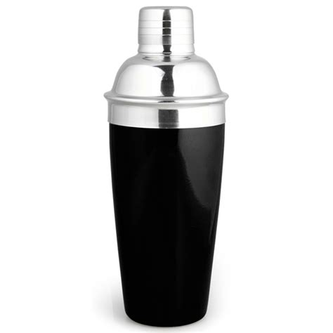 black cocktail shaker drinkstuff