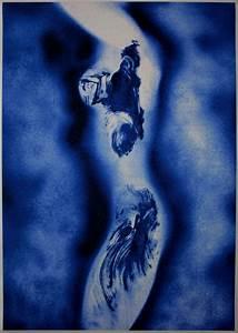 Bleu De Klein : yves klein anthropom trie 148 le bleu klein ~ Melissatoandfro.com Idées de Décoration
