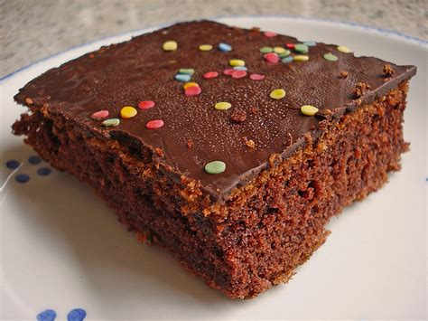 Buttermilch  Schokoladen  Kuchen Von Sebie94 Chefkochde