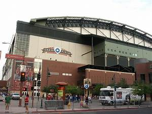 Chase Field, Phoenix, Arizona | Chase Field is a stadium ...