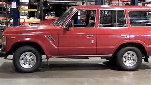 1984 Toyota Land Cruiser Fj60 For Sale 29k Orig Socal