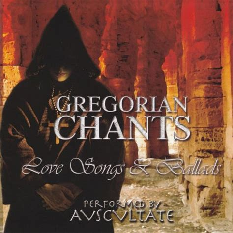 gregorian chants songs ballads auscultate songs reviews credits allmusic