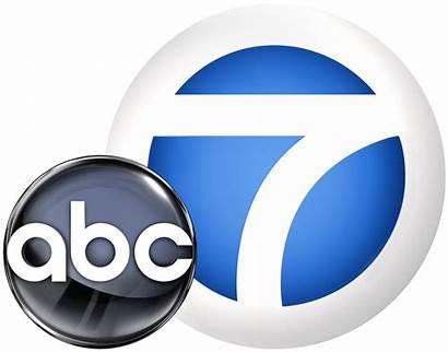 Abc7 Tv Abc Kabc Logos Los Angeles