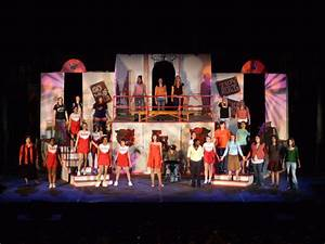 ETC lights Disney's High School Musical: On Stage
