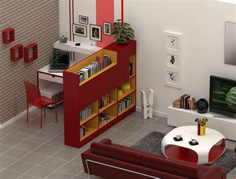 bureau de salon etagères séparatives versus cloisons amovibles lis go