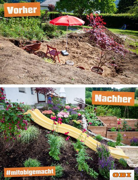 Garten Pflanzen Umsetzen by Beet Ganz Einfach Anlegen Gestalten Obi Gartenideen