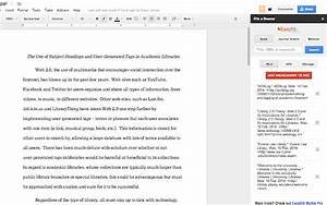 Mla Format Template Word 2007 Contoh Format Footnote Feed News Indonesia