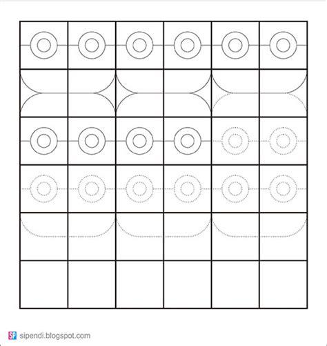 pola batik untuk anak tk