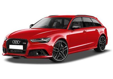 Audi Rs6 Avant 4.0 Tfsi