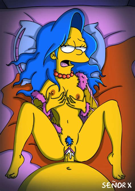 Rule 34 Comics If It Existsyoung Marge Simpson Rule