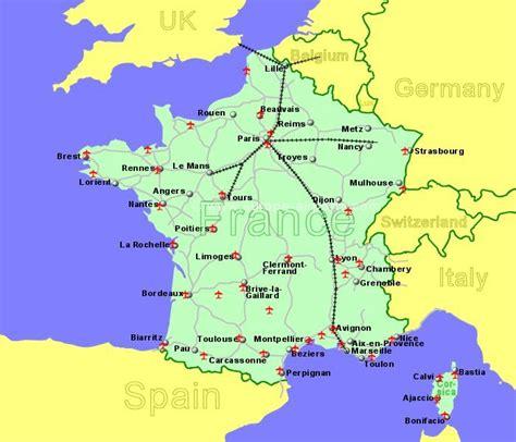 france airports flights  france   uk  ireland