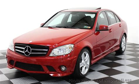 Search over 20,200 listings to find the best local deals. 2010 Used Mercedes-Benz C-Class CERTIFIED C300 4Matic Sport AWD Sedan NAVIGATION at ...
