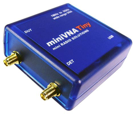 mini usb bluetooth minivna network analyser wifi umts 3g gsm antennas