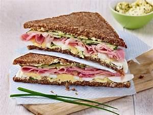 Gesundes Frühstück Rezept : herzhaftes schlank sandwich rezept in 2019 k stlich ~ A.2002-acura-tl-radio.info Haus und Dekorationen