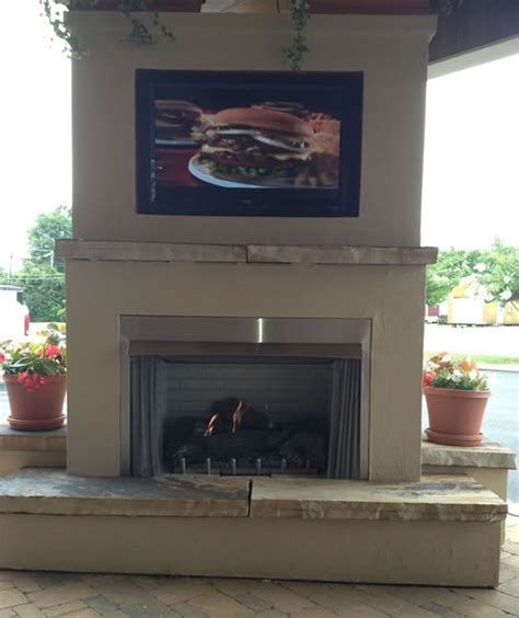 outdoor gas fireplace 36 quot outdoor gas fireplace electronic ignition s gas