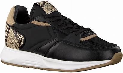 Hoff Sneakers Pearl Lage Zwarte Sneaker Low