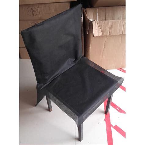 chaise noir pas cher housses de chaise pas chères noir dragée d 39 amour