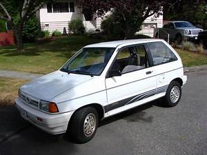 91 U0026 39  Ford Festiva Esquimalt  U0026 View Royal  Victoria