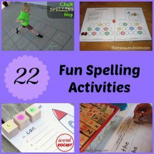 fun spelling activities blessed   doubt