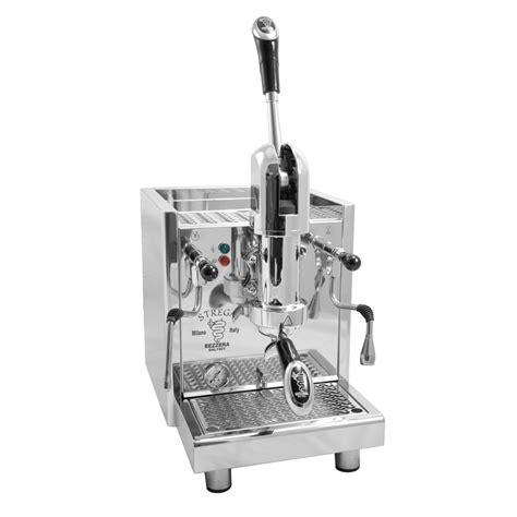 strega espresso bezzera strega espresso machine finecoffeecompany