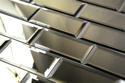 floor mirror tiles shop houzz gbm manufacturing gold peel and stick mirror glass subway tile backsplash wall