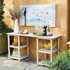 1000 images about buffet console table ideas on pinterest With kitchen colors with white cabinets with grandin road outdoor wall art