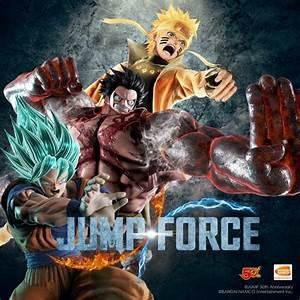 Jump Force Dragon Ball Goku Pourra Se Transformer En