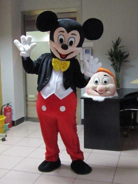 bing rui  hot minnie mascot costumes  minion mascot costume adult size cartoon  halloween carnival costume  anime costumes