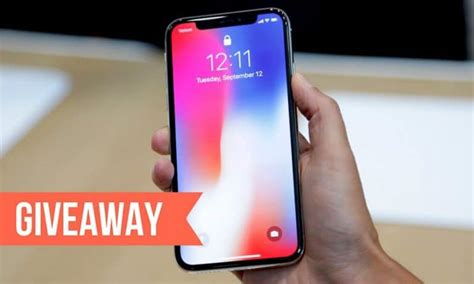 iphone giveaway chance win iphone