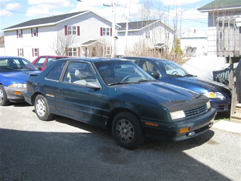 Bof-g 1993 Plymouth Dusterduster Hatchback 2d Specs