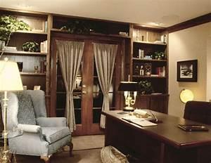 Home Office : home office decor for private impression traba homes ~ Watch28wear.com Haus und Dekorationen