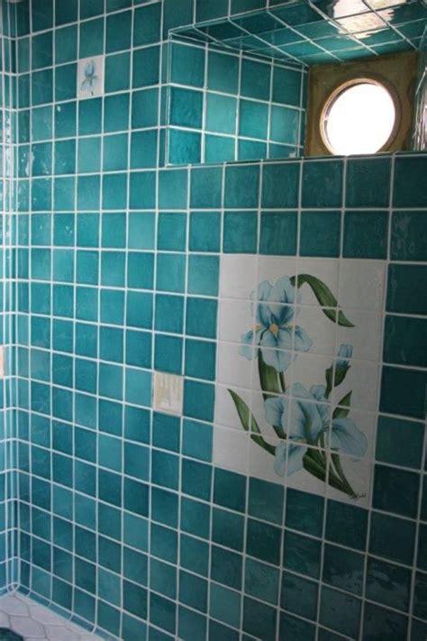 chambre hote hendaye faience salle de bain turquoise nail bleu turquoise